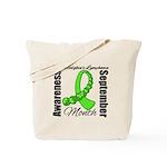 Non Hodgkins Month Gem Tote Bag