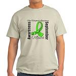 Non Hodgkins Month Gem Light T-Shirt