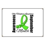Non Hodgkins Month Gem Banner