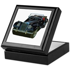 Funny Race cars Keepsake Box