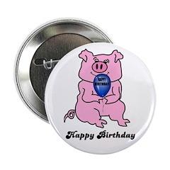 HAPPY BIRTHDAY PINK PIG 2.25