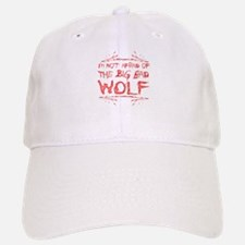 Big Bad Wolf Baseball Baseball Cap