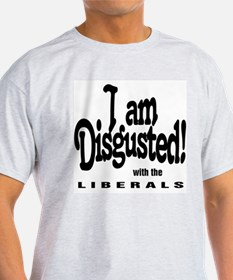 I am disgusted with barney frank T-Shirt