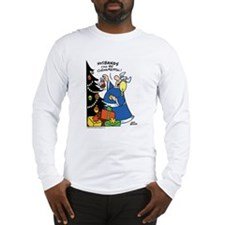 Ornamental Long Sleeve T-Shirt