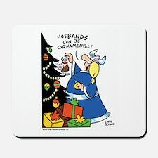 Funny Hagar Mousepad