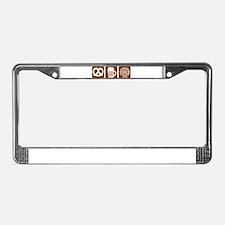 Oktoberfest - Munich License Plate Frame