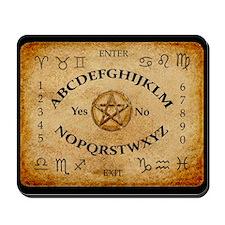 Ouija Spirit Mouse Pad