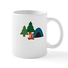 Camp Site Mug