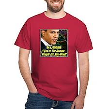 """""""Wee-Weed Obama"""" T-Shirt"""