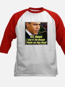 """""""Wee-Weed Obama"""" Tee"""