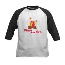 Plays with Fire Tee