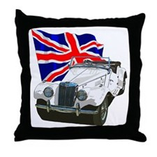 Unique Mg Throw Pillow