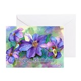 Hummingbirds Greeting Cards (10 Pack)