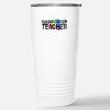 Kindergarten Teacher Stainless Steel Travel Mug