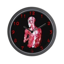 Roasted Bones Wall Clock