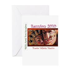 APS Reunion 2010 Greeting Card