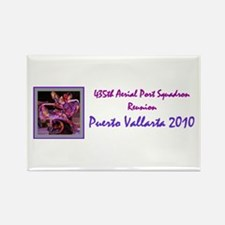 APS Reunion 2010 Rectangle Magnet (10 pack)