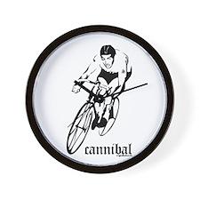 cannibal Wall Clock