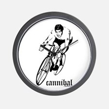 cannibal Wall Clock