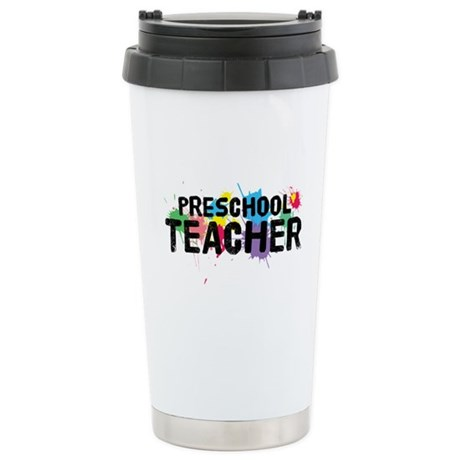Preschool Teacher Stainless Steel Travel Mug