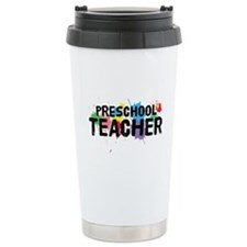 Preschool Teacher Travel Coffee Mug