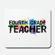 Fourth Grade Teacher Mousepad