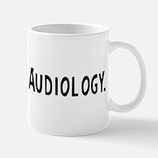 Eat, Sleep, Audiology Small Small Mug