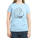 Fantail Pigeon Women's Light T-Shirt