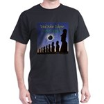 2010 Total Solar Eclipse 2 - Dark T-Shirt