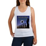 2010 Total Solar Eclipse 2 - Women's Tank Top