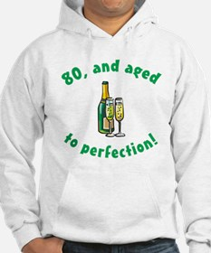 80, Aged To Perfection Hoodie