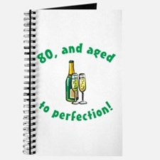 80, Aged To Perfection Journal