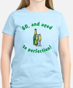 60, Aged To Perfection T-Shirt