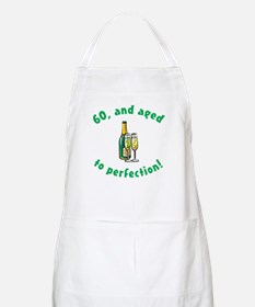 60, Aged To Perfection BBQ Apron