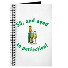 55, Aged To Perfection Journal