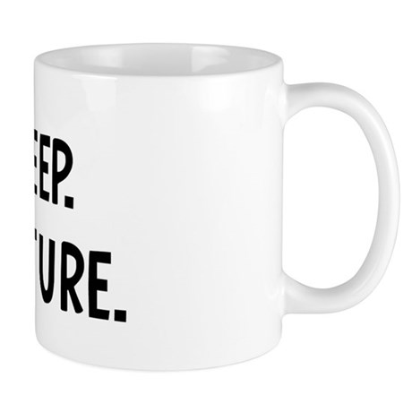 Eat, Sleep, Architecture Mug