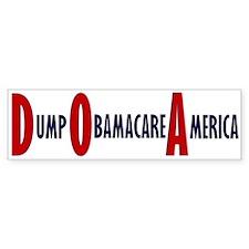 D.O.A. Bumper Bumper Sticker