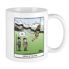 Tarzan of the Alps Mug