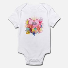 Joy - 1 John 3 23 Infant Bodysuit