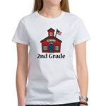2nd Grade School Women's T-Shirt