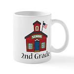 2nd Grade School Mug