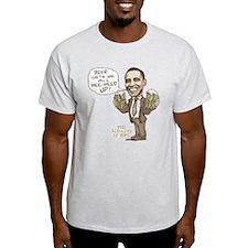 Wee Weed Obama Beer T-Shirt