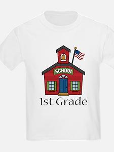 1st Grade School T-Shirt