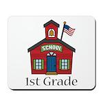 1st Grade School Mousepad