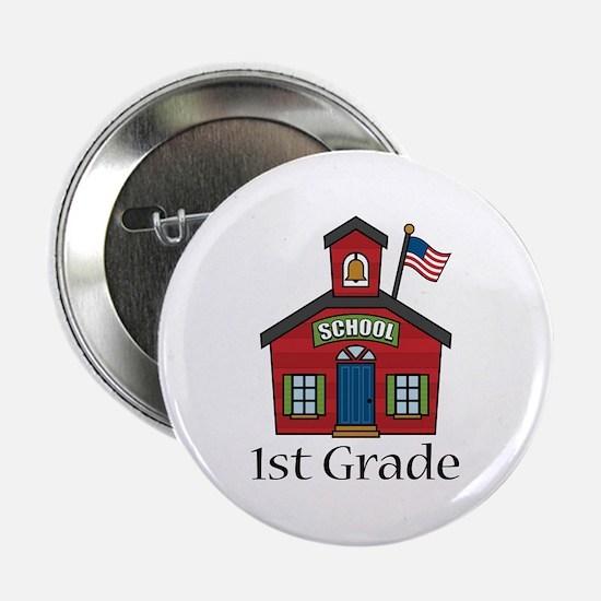 "1st Grade School 2.25"" Button"