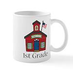 1st Grade School Mug