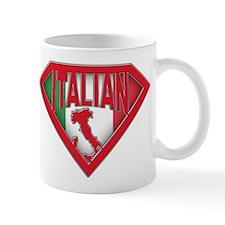 Italian superman Mug