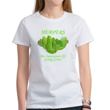 Herpers Going Green Tee