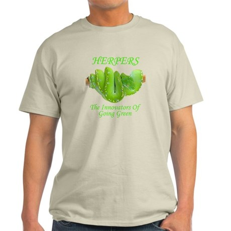 Herpers Going Green Light T-Shirt
