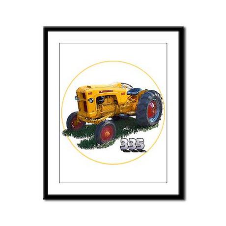 The Heartland Classic M-M 335 Framed Panel Print
